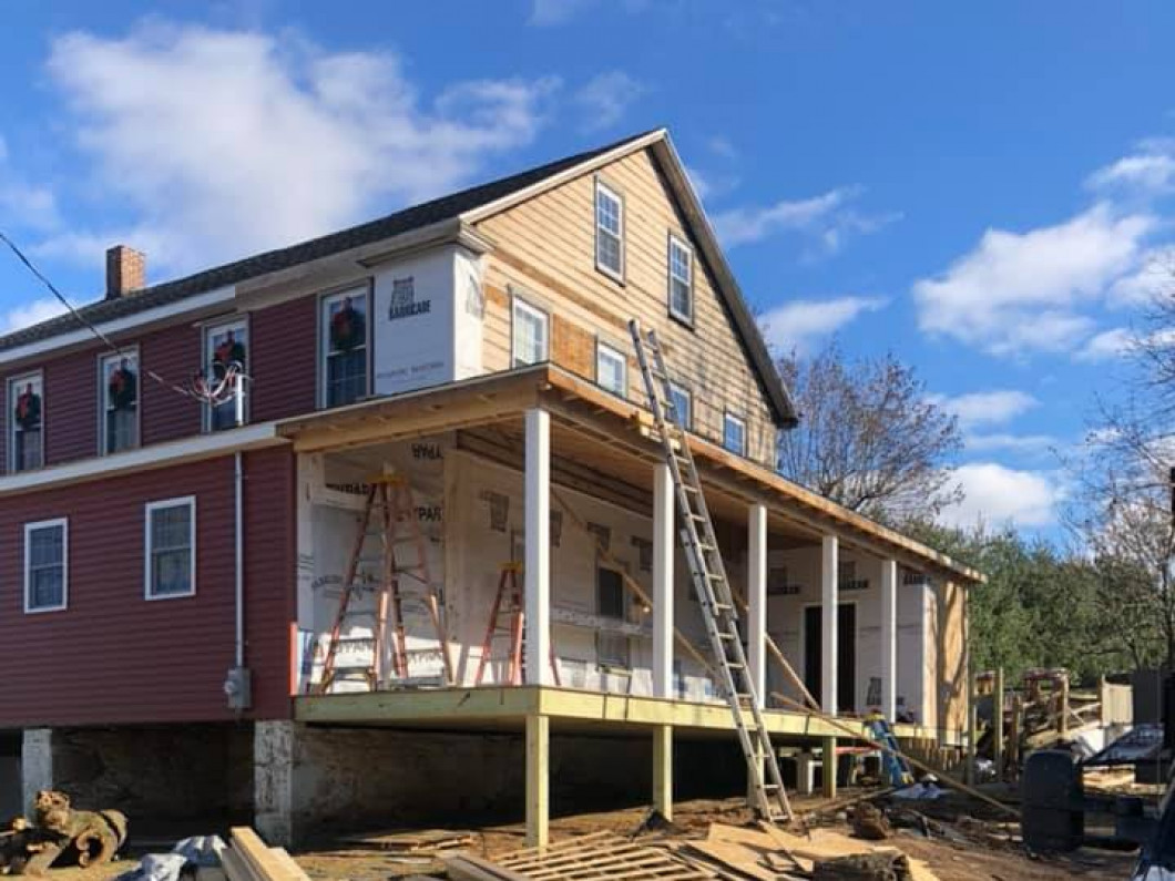 siding and deck installation in Peach Bottom, Lancaster, and Salem, NJ